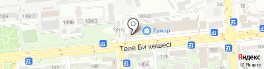 GEDEON RICHTER KZ, ТОО на карте Алматы