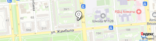 GMS Certification на карте Алматы