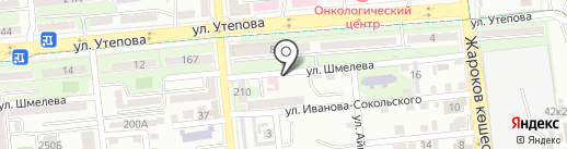 Art-ЕК на карте Алматы