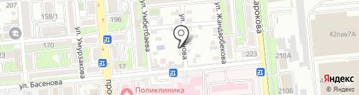 Altyn Baby на карте Алматы