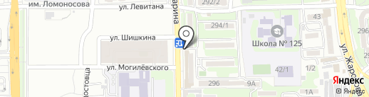 Doner Kebab Almaty на карте Алматы