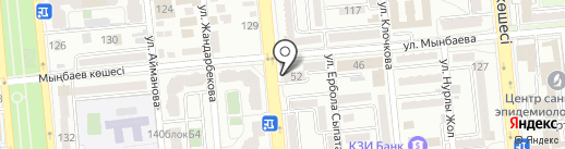 DELTA-PLUS Service на карте Алматы