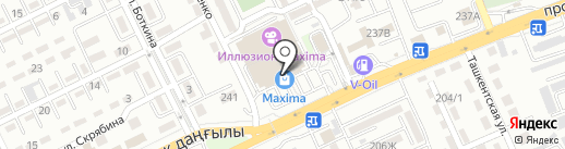 SMILESTORE на карте Алматы