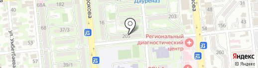 Alma Tau Consulting на карте Алматы