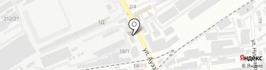 NG Star на карте Алматы
