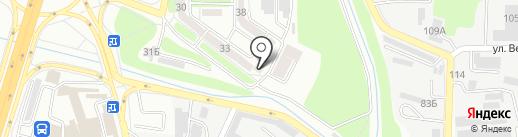 Алматытелеком на карте Алматы