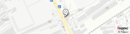 CT & Stone на карте Алматы