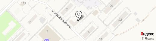 QIWI на карте Излучинска