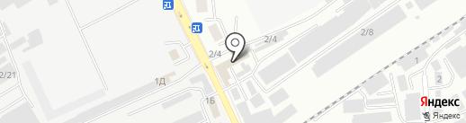 UnielGlobaLight на карте Алматы