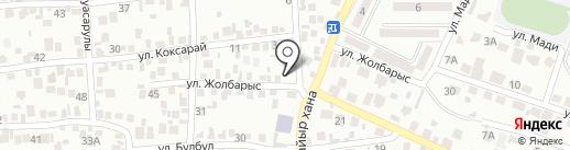 VIC Engineering на карте Алматы