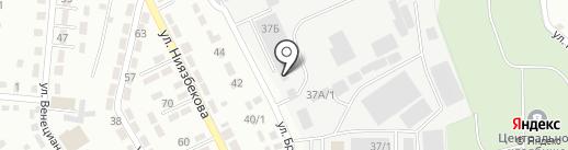 KazOptoSnab на карте Алматы