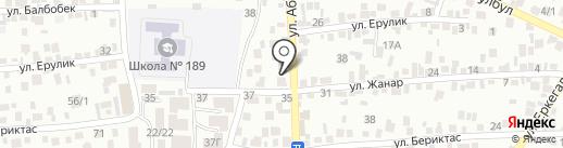 Knaufinsulation на карте Алматы