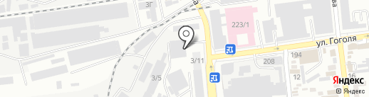 Intermebel.kz на карте Алматы