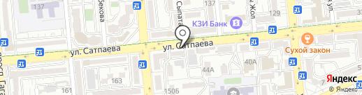 Шашлычный рай на карте Алматы