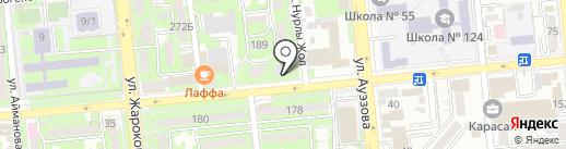 Независимый Экспертно-Оценочный Центр, ТОО на карте Алматы