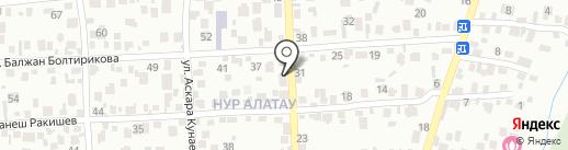 BigFish на карте Алматы