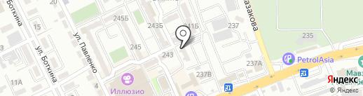 L-Sport на карте Алматы