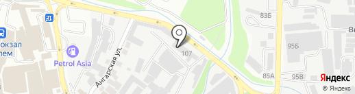 NTS HOLDING GROUP на карте Алматы