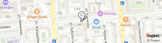 DzhandoSOFT на карте Алматы