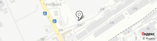 Российские двери на карте Алматы