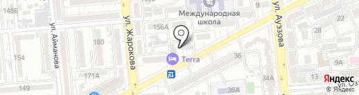Boost Exchange на карте Алматы