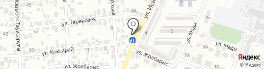 Куриная лавка на карте Алматы