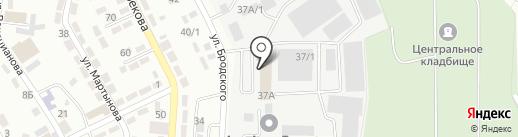 Автосервис по шлифовке коленвалов на карте Алматы