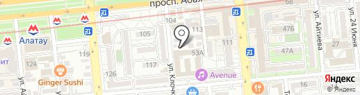 Прима Дистрибьюшн, ТОО на карте Алматы