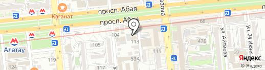 Online Master на карте Алматы