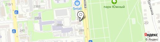 Ай-Кабель на карте Алматы