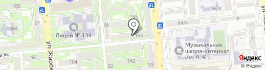 StomaCom-Premier на карте Алматы