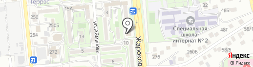 Lifestyle на карте Алматы