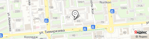 MONODESIGN на карте Алматы