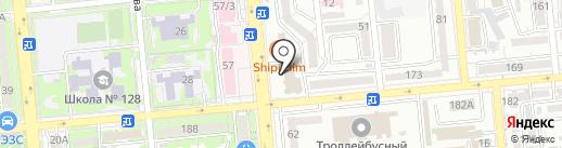 I`house на карте Алматы