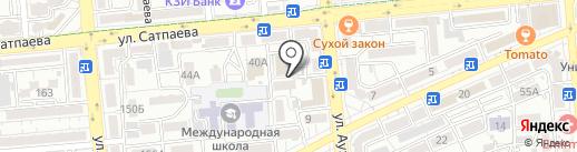 GRANNUS на карте Алматы