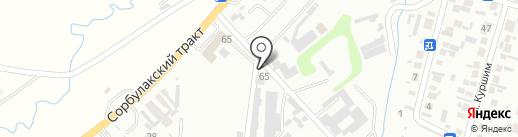 ALL AUTO TUNING на карте Алматы