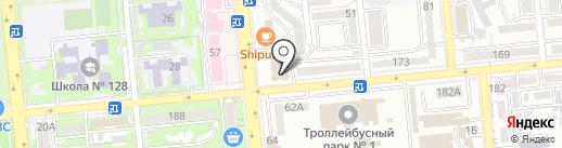 GfK Kazakhstan на карте Алматы
