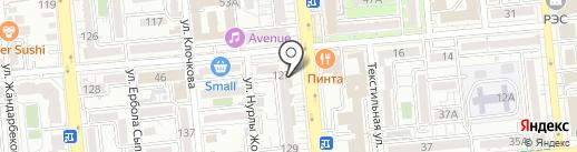 Международная академия Дили Абдуллаевой на карте Алматы