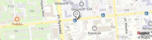 Sexpert на карте Алматы