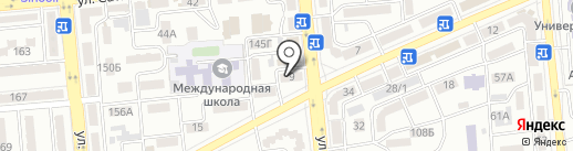 Ваши Окна Алматы на карте Алматы
