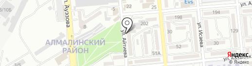 STUDIO CUBIC на карте Алматы