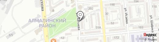 HESS Technology на карте Алматы