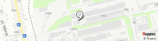 Tea House, ТОО на карте Алматы