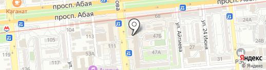 Софт Оптим, ТОО на карте Алматы