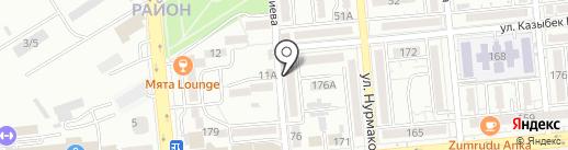 Seminar.kz на карте Алматы