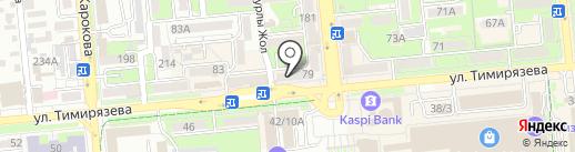 Mary на карте Алматы