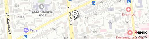 PlasticArt на карте Алматы