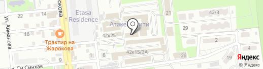 Vi Digital Казахстан, ТОО на карте Алматы