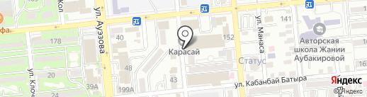 Roxi Petrolеum на карте Алматы