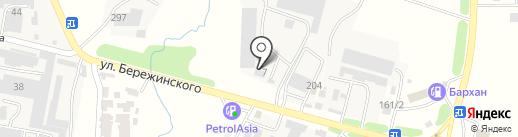 МГК Магистраль на карте КазЦика